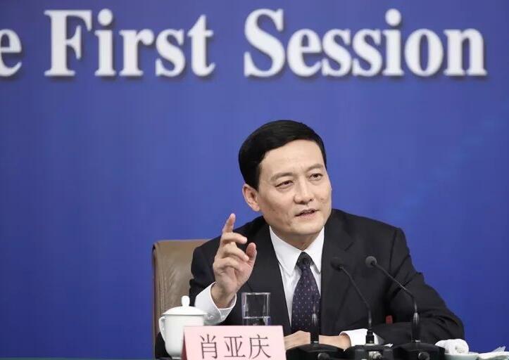 肖亚庆:国企改革要往深里推,往实处做